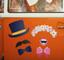 Adesivo personalizzato matrimonio auto degli sposi