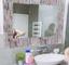 Adesivo per specchio cornice effetto pietra