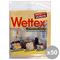 Set 50 WETTEX Pelle Scamosciata Multiuso Microforata Attrezzi Pulizie
