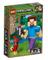 LEGO Maxi Figure Minecraft Di Steve Con Pappagallo Costruzioni Piccole