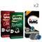 Mix Splendid - Hag 60 capsule: 20 Splendid Classico - 20 Splendid Ristretto - 20 Hag Decaf...