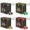 12 confezioni miste da 10 Capsule: FORTISSIMO - INTENSO - GRAN GUSTO - SUBLIME