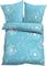 Biancheria da letto con soffioni (Blu) - bpc living bonprix collection