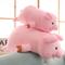Rosa Cuscino per il maiale Velluto per la prima infanzia Home Decor Tessuto di cotone Cusc...