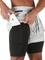 Costume da bagno traspirante con fodera a compressione mimetica Gym Pantaloncini da corsa...