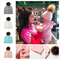 Flanella Soft Cappello a cuffia caldo per bambini per 0-4 anni