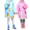 Impermeabile incappucciato EVA con cappuccio Colorful Cartoon Girls and Boys per 3-15 anni
