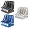 Comix B2174 Office Desktop plastica rivista di letteratura File titolari Organizzatore Eti...