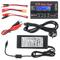 HTRC B6 V2 80W 6A DC 1-6S Batteria Caricabatterie caricabatterie Scaricatore nero con alim...