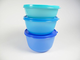Tupperware, Clarissa Panorama 27537 - Set di contenitori da frigorifero, 2l blu scuro, 1,...