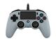 Nacon Compact Controller, Grigio - Classics - PlayStation 4