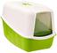 MPS Komoda, Toilette per gatti, chiusa completa di filtro e paletta, Colori assortiti