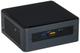 INTEL NUC Barebone BOXNUC8i3BEH Core i3-8109U - 2x DDR4 SO-DIMM max. 32GB - 1x SATA 6,35 c...