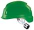 Uvex Pheos E-S-WR - Casco da elettricista, non ventilato, colore: Verde
