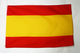 AZ FLAG Bandiera Spagna Senza Stemma 90x60cm - Bandiera Spagnola 60 x 90 cm