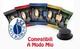 3x50 capsule Borbone Don Carlo DEGUSTAZIONE 50 NERA, 50 BLU E 50 RED compatibili a modo mi...