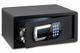 Techomax Cassaforte a Mobile Hotel Digitale Display e Pass