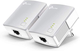 TP-Link TL-PA4010 Kit Powerline, AV600 Mbps su Powerline, 1 Porta Ethernet, Plug and Play,...