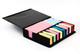 Projects International, confezione da 2000 foglietti adesivi, 10 diversi colori in 3 forma...