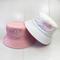 Mdsfexixianxinqu cappello da pescatore da donna in tela stampata cappello da ricamo pieghe...