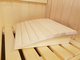AGANDE J-006 - Poggiatesta per sauna, in legno di espanso, senza conifera, senza resina e...