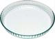 Pyrex Bake&EnjoY Stampo crostata in vetro borosilicato 28x3,6cm