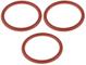 3 anelli ad O per pistone estraibile per macchina da caffè Saeco, dimensioni: 32 x 4 (diam...