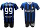 Completo Inter Ufficiale Personalizzato 2019 2020 Nome e Numero a Scelta Maglia + Pantalon...