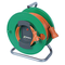 RIBIMEX Avvolgicavo Elettrico da Giardino 40 Metri, Arancio, m