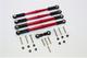 GPM Arrma KRATON / Outcast / Talion 6S BLX Aggiornamento Parti Aluminium Turnbuckles - 5Pc...