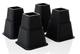Design61 Furniture & Bed Riser Regolabile (3 Diverse Altezze) - Supporti alza Letto Piedi...