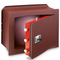 CASSAFORTE A MURO INCASSO TECHNOMAX UK/7 CON PROTEZIONE ANTI TAGLIO 480X420X280MM
