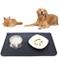 YFOX, tappetino impermeabile in silicone per cani e gatti, antiscivolo, con bordo protetti...