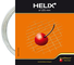 Kirschbaum Colore Rosso Ciliegia Albero Helix Strings Set, Bianco, 12 m, 0105000214800006