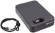 AmazonBasics, cassetta di sicurezza portatile - con combinazione, Large