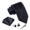Massi Morino ® Cravatta uomo + Gemelli + Fazzoletto (Set cravatta uomo) regalo uomo con co...