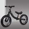 Balance Bike Bambino bici con freni, telaio in acciaio al carbonio, il pedale della bici d...
