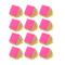 D.RECT 110516 Magic Neon - Blocco di foglietti adesivi a forma di cubo, 75 x 75 mm, 9 x 25...