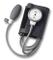 Erka Switch Simplex, Quadrante Diametro 56 mm, 2 Tubi