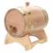 5L Botte Vino Legno Rovere, Botte di Vino Dispenser, Botte da vino In legno, Wine Barrel p...