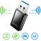 Cudy WU1300 Adattatore USB WiFi AC 1300Mbps per PC, Dongle WiFi USB 400 Mbps + 867 Mbps, 5...