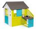 Smoby Pretty Casa - Casetta per bambini interni ed esterni, con cucine e giocattoli da cuc...