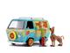 JADA TOYS Scooby-Doo Mystery Machine in scala 1:24 die-cast con personaggi di Scooby e Sha...