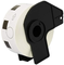 DK11218 24mm x 24mm Round Labels (1000 Etichette per Rotolo) compatibile per Brother QL-50...