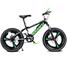 TX Mountain Bike per Bambini Lega di Magnesio con Leva del Cambio Ruota A Raggi Ammortizza...