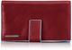 Piquadro PD1353B2 Portafoglio, Collezione Blu Square, Rosso