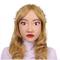 YR mask Silicone Medical Beauty Beadpiece Testa e Trucco Viso Realistico per Veste Travest...