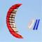 SDCVRE Aquilone 2.5 m Dual Line Parachute Kite Software Parapendio Beach Stunt Kitesurf Sp...
