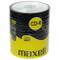 Maxell - 100 CD-R vergini (52x 80min 700MB) Audio/Data CD registrabili