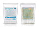 BambooStick Bastoncini con cotone per pulire le orecchie dei cani L/XL, confezione da 50 p...